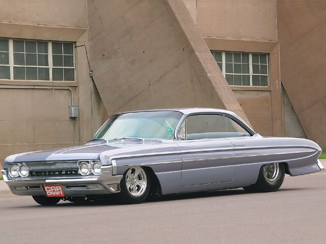1961 Olds 88