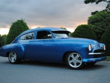 Mike Kendrick\'s 1950 Chevy Deluxe