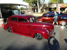 Hot Rod Service Co. - Using Ridetech Products