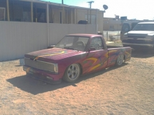Dee Roth's 1989 Chevy S10