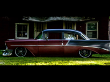 Heath Hoover 1956 Chevy Two-ten