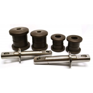 1997-2013 Corvette - Complete Delrin Control Arm Bushing Kit