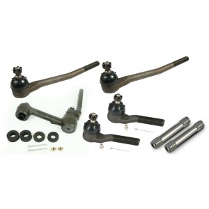 1967-1969 Mustang & Cougar Steering Kit (w/OE Power Steering)