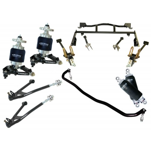 Air Suspension System for 1967-1970 Cougar