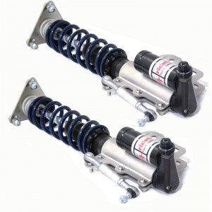 2015-Present Mustang TQ Series Struts - Front - Pair