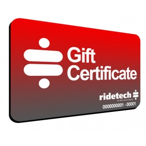 $50 RideTech Gift Certificate