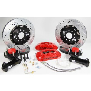 Front Baer Brake Systems for RideTech Tall Spindles