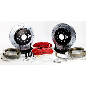 "Rear Baer Brake Systems for 1964-1966 Mustang with 8"" or 9"" Rearend"