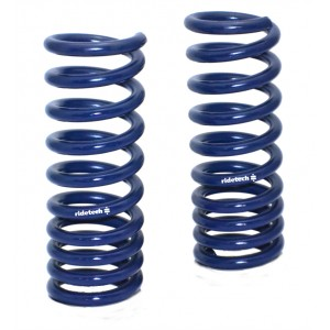 1964-1966 Mustang StreetGRIP Lowering Front Coil Springs -Dual Rate - Pair