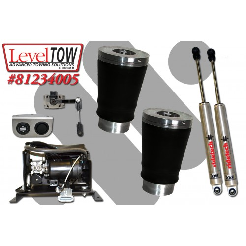 LevelTow Kit for 2009-2018 Dodge Ram 1500 2WD and 4WD