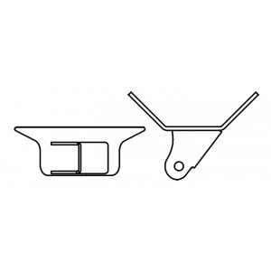 Tri Link Wing Bracket Assembly - Right