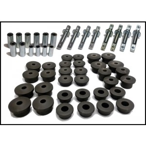 2006-2013 Corvette ZO6- Delrin Bushing Kit