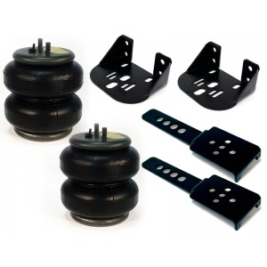 AIRoverLeaf - 4000lb airspring / bracket kit
