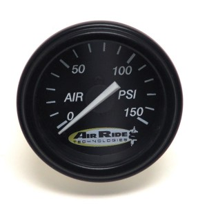 Single Needle Air Pressure Gauge