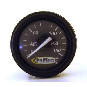 Dual Needle Air Pressure Gauge