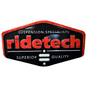 RideTech Suspension Specialist Tin Sign