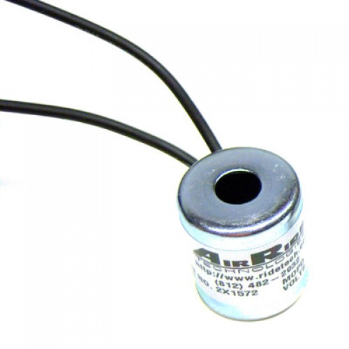 Replacement Coil for RidePro Valve (Round w/ metal cover)