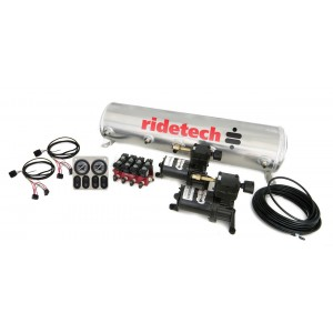 5 Gallon Analog Air Ride Compressor Leveling System