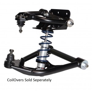 1963-1972 Chevy C10 - Front StrongArms (For use with CoilOvers)