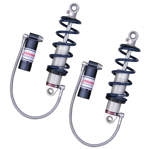 Front TQ Series CoilOvers for 1973-1987 C10.  (For use with StrongArms)