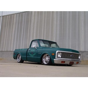 Air Suspension System for 1963-1970 C10
