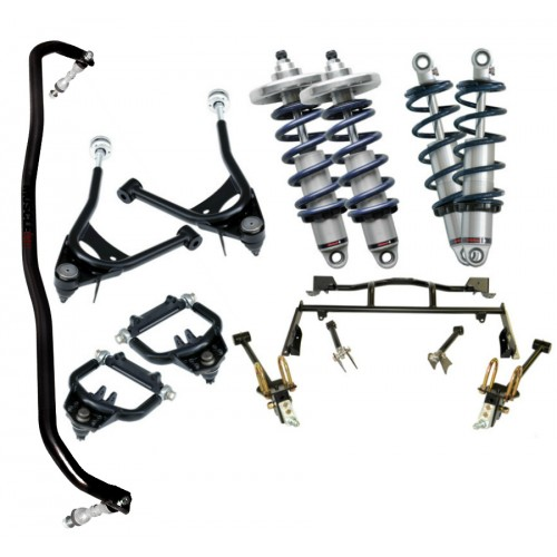 CoilOver System for 1967-1970 Cougar