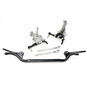 TruTurn Steering System Package - 1967-1969 Camaro and Firebird GM F-Body & 1968-1974 GM Nova and X-Body