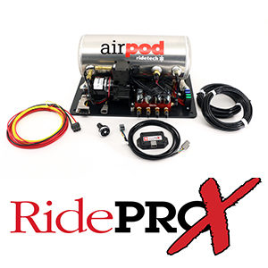 Air Ride Suspension Control Systems