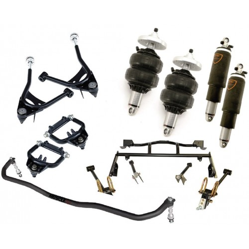 Air Suspension System for 1967-1970 Mustang