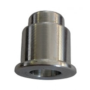 "1/2"" x 2"" Aluminum Bearing Spacer"