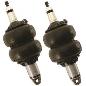 Front HQ Series ShockWaves for 2009 - 2012 Dodge Ram 1500 - Pair