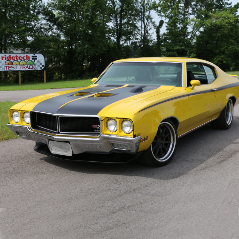 Muscle Cars and Classics