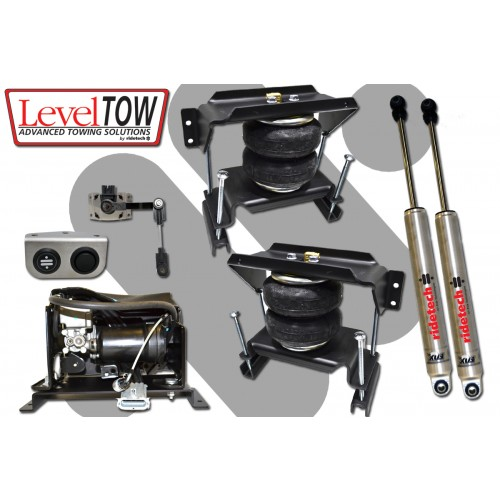 LevelTow Kit for 2013-19 Ram 3500 2WD (without Factory Air Assist)