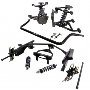 Complete Coilover System for 1999-2006 Silverado