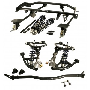 Complete Coil-Over System for 1967-1969 Camaro & Firebird