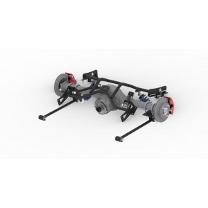 CoilOver System for 1967-1970 Mustang
