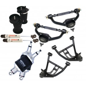 "Air Suspension System for 1991-1996 GM ""B"" Body"