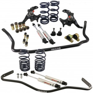 1978-1988 G-Body StreetGRIP Suspension System