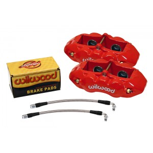 Wilwood D8-4 Rear Caliper Kit for 1963-1982 Corvette