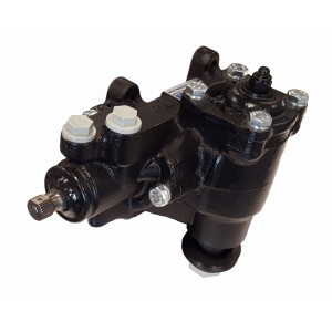 Borgeson Street & Performance Quick Ratio GM Power Steering Box, 12.7:1 Ratio