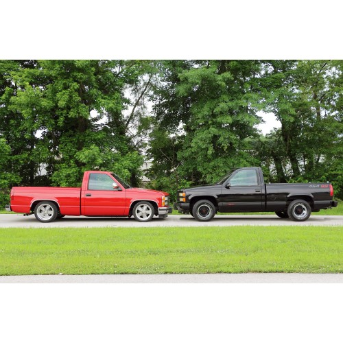 StreetGRIP System for 1988-1998 Chevy / GMC C1500 Truck, 2WD