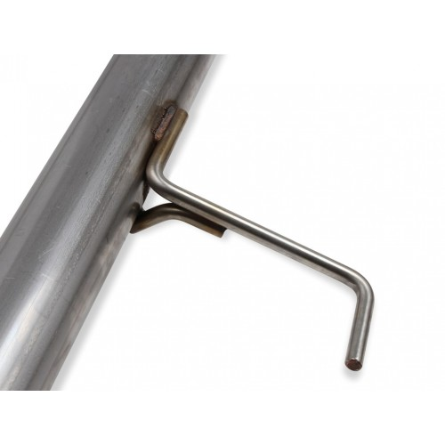 """1970-81 GM F-body LS Swap 2.5"""" Stainless Steel Exhaust System"""
