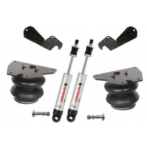 Front CoolRide kit for 73-87 C10 (for StrongArms)