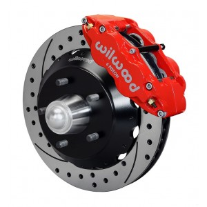 Wilwood Front Superlite 6R Brake System for 1963-1987 C10