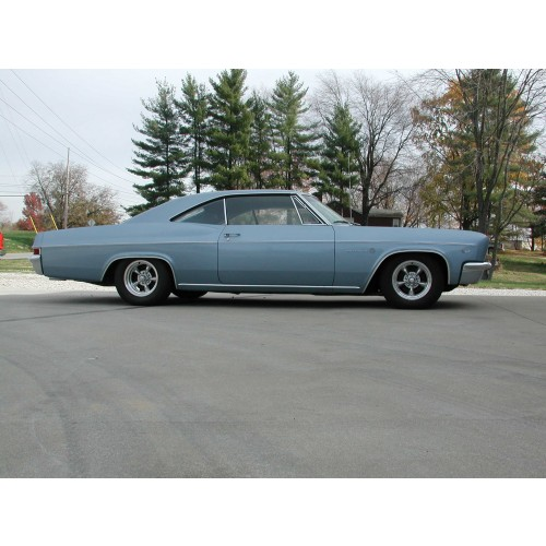 Coil-Over System for 1967-1970 Impala