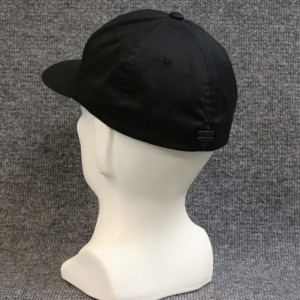 RideTech Flexfit Hat - Black/grey