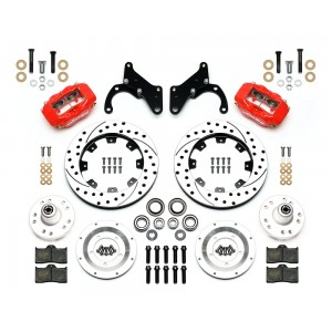 Wilwood Complete Dynalite Brake System for 1965-1970 Impala