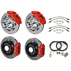 Wilwood Complete Dynapro/Dynalite Brake System for GM A/F/X Body Cars
