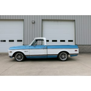 1963-1972 Chevrolet C10 StreetGRIP Suspension System