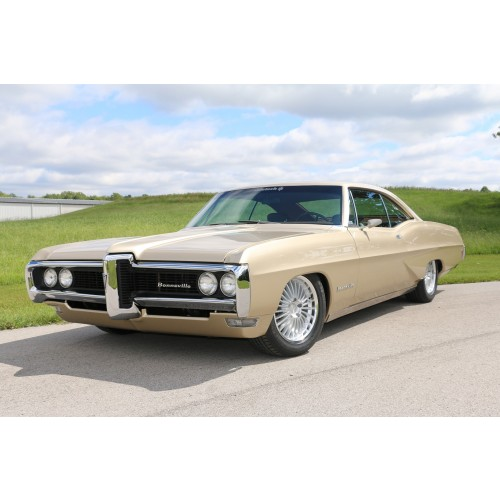 65-70 Pontiac Fullsize Air Suspension System